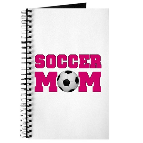 Soccer Mom - Hot Pink Journal