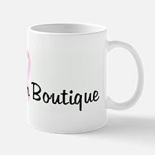 Pink Ribbon Boutique pink rib Mug