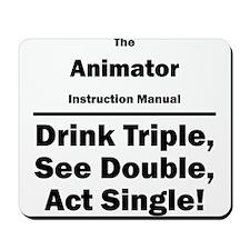 Animator Mousepad