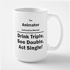 Animator Large Mug