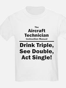 Aircraft Technician T-Shirt