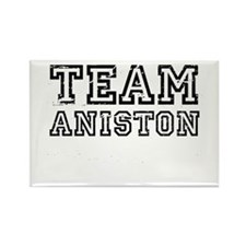 Team Aniston ~ Rectangle Magnet