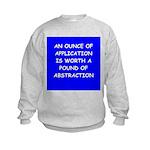 engineer engineering Kids Sweatshirt