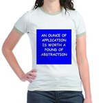 engineer engineering Jr. Ringer T-Shirt