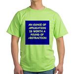 engineer engineering Green T-Shirt