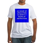 engineer engineering Fitted T-Shirt