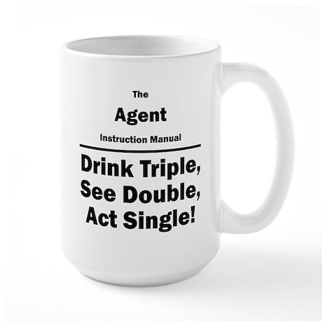 Agent Large Mug