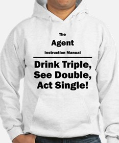 Agent Hoodie