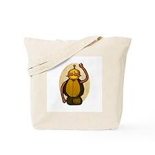 Steambot Tote Bag