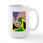 jamaika Large Mug