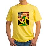 jamaika Yellow T-Shirt