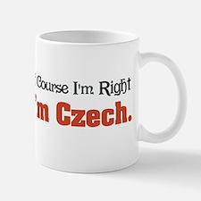 I'm Czech Small Small Mug