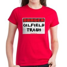 Danger Oilfield Trash Tee
