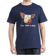 Pig in Lipstick T-Shirt