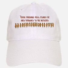 Dreams Demands Baseball Baseball Cap