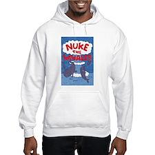 Nuke the Whales Jumper Hoody