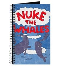 Nuke the Whales Journal