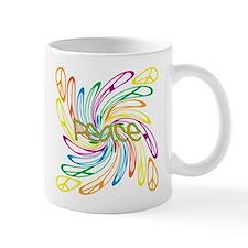 Peace Signs Mug