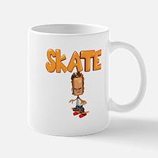 3-d Skate Mug