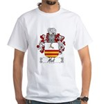 Meli Family Crest White T-Shirt