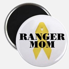 Ranger Mom Ribbon Magnet