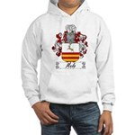 Melo Family Crest Hooded Sweatshirt