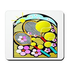Cute Tennis Mousepad