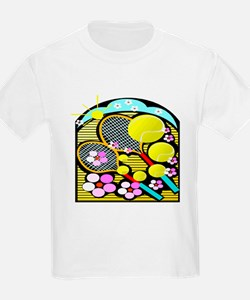 Cute Tennis T-Shirt