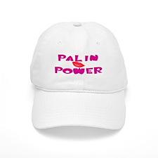 Palin Power Baseball Cap