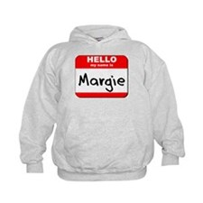 Hello my name is Margie Hoodie