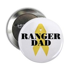 Ranger Dad Ribbon Button