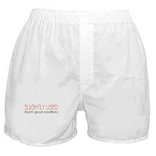 Slightly Used Boxer Shorts