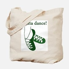 Irish Dance Student Tote Bag