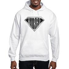 SuperBubbe(metal) Hoodie