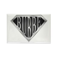 SuperBubbe(metal) Rectangle Magnet