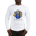Mercurio Family Crest Long Sleeve T-Shirt