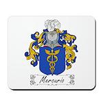 Mercurio Family Crest Mousepad