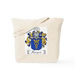 Mercurio Family Crest Tote Bag