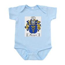 Mercurio Family Crest Infant Creeper