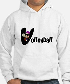 Kid's Volleyball Hoodie