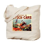 French Racing Tote Bag