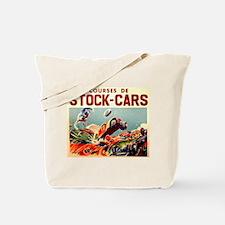 French Racing Tote Bag