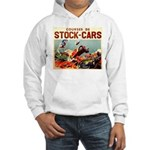 French Racing Hooded Sweatshirt