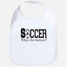 Soccer, what else matters? Bib