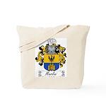 Merlini Family Crest Tote Bag