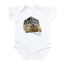 Leopard Tortoise Infant Bodysuit