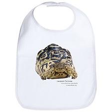 Leopard Tortoise Bib