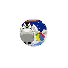 Penguin Dreams Mini Button