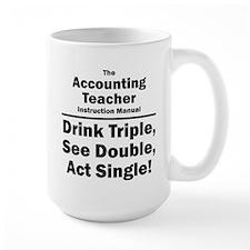 Accounting Teacher Mug