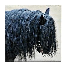 Fell Pony Tile Coaster